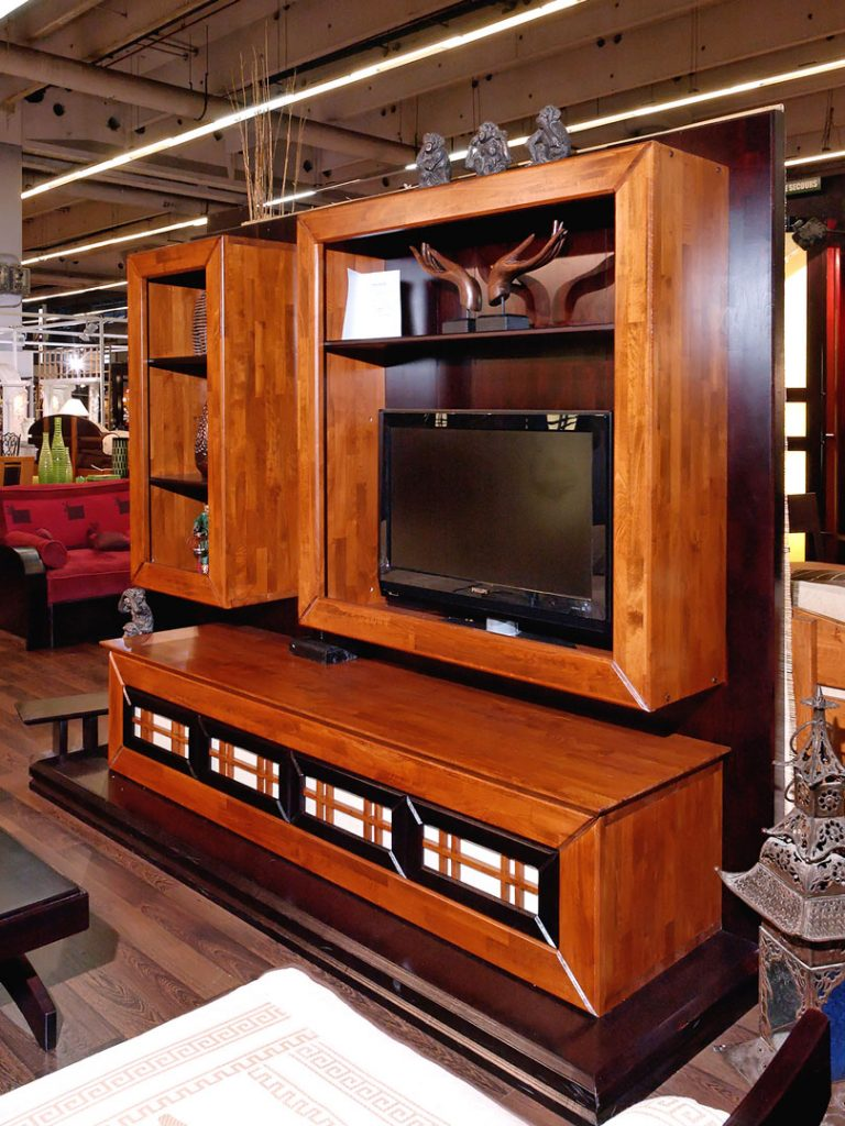 armoires meubles tv et biblioth que en bois montreuil. Black Bedroom Furniture Sets. Home Design Ideas