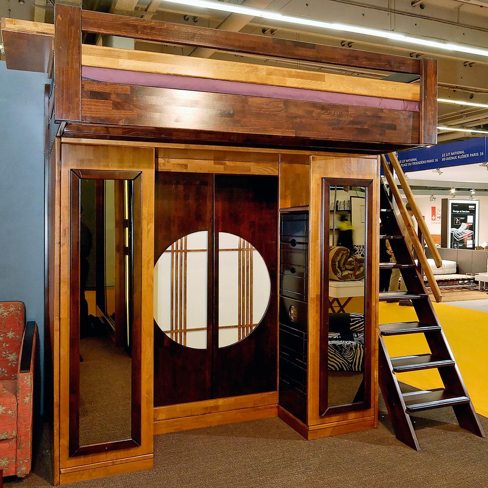 mezzanine et lit mezzanine paris et montreuil sous bois. Black Bedroom Furniture Sets. Home Design Ideas